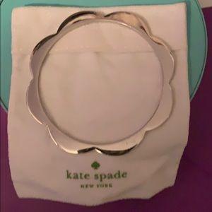 Kate Spade ♠️ Silver Bengal bracelet  🌸Pedal 👀